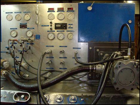 Hydraulic Pumps Amp Motors
